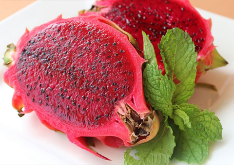 Image of Dragon Fruit Red (11-12pcs)