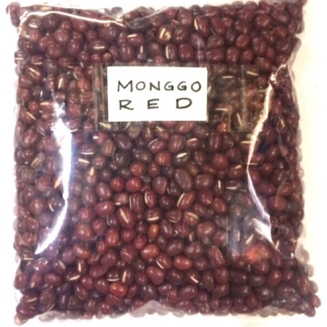 Image of Monggo beans red