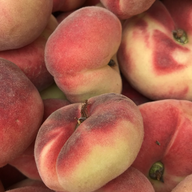 Image of US Donut Peaches (454g Packs)